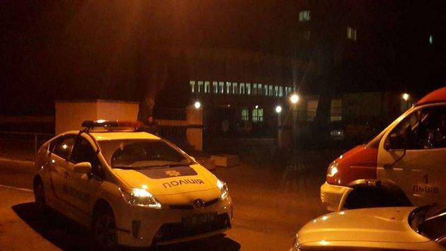 Вночі у Львові повідомили про «замінування» військового госпіталю