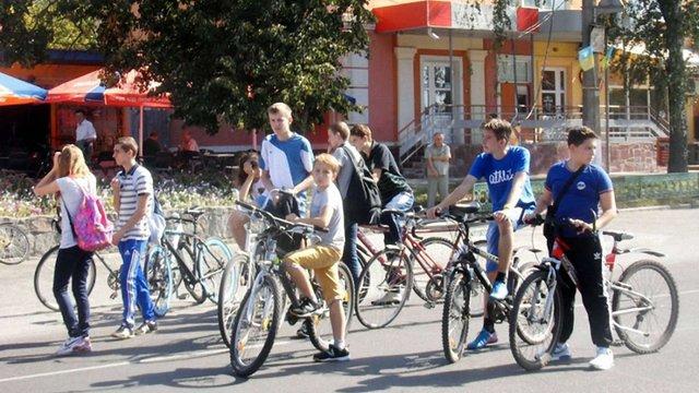 Найбільш «велосипедним» містом України виявився Миргород