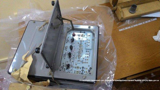 Прикордонники перешкодили вивезенню в Росію радіоелектронних шифрувальних пристроїв