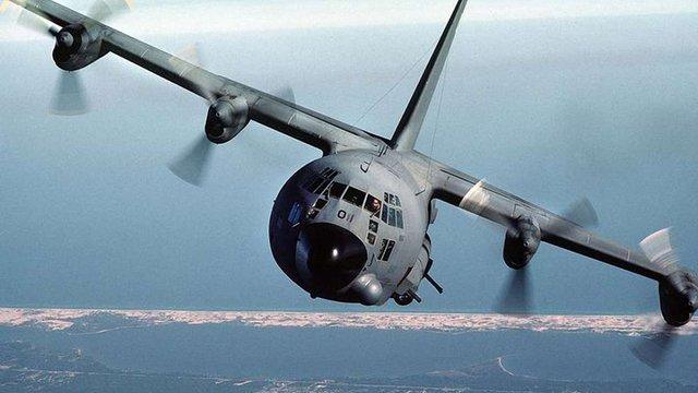 В Афганістані розбився військовий літак США