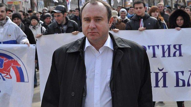 У Криму арештований лідер забороненої в Україні партії «Русский блок»