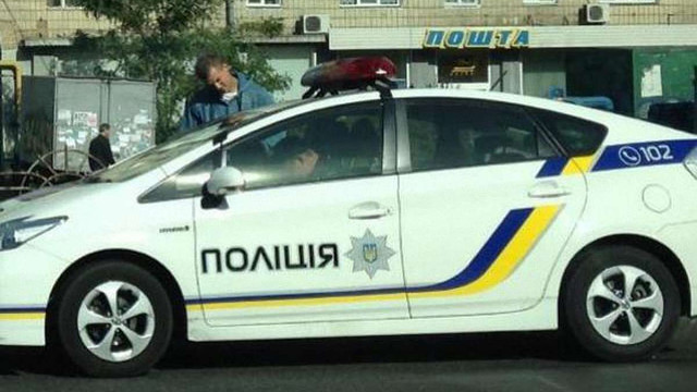 Поліція зупинила гравця «Динамо» Андрія Ярмоленка за перевищення швидкості