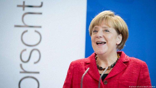 Меркель може отримати Нобелівську премію миру за Україну