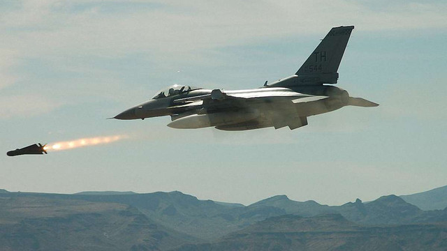Коаліція на чолі з США завдала 28 авіаударів по позиціях «Ісламської держави»