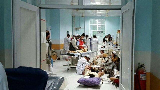 Через авіаудари в Афганістані загинули троє співробітників «Лікарів без кордонів»