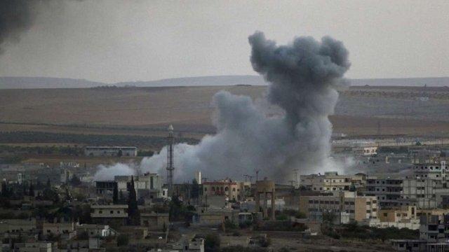 Росія посилить бомбардування Сирії