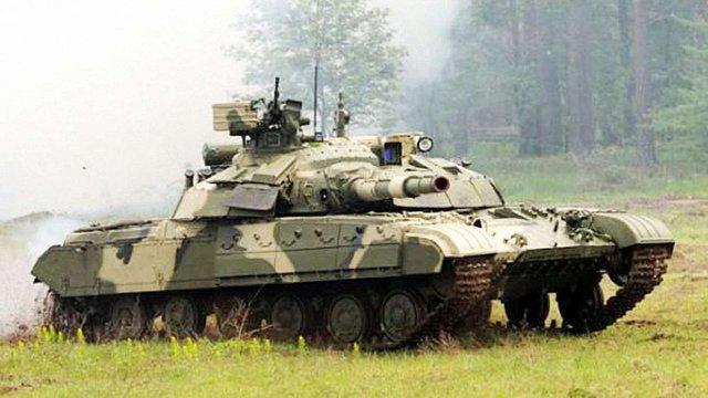 У військовій частині на Дніпропетровщині вибухнув танк