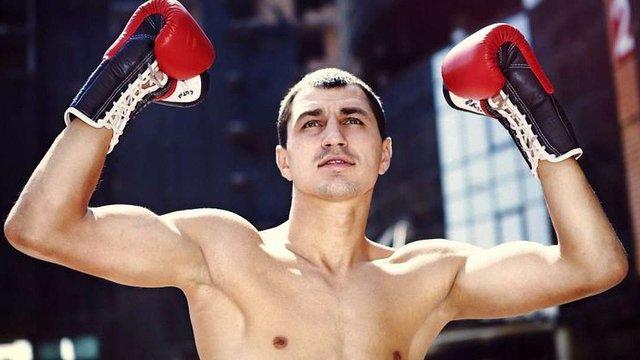 Український боксер здобув титул чемпіона світу