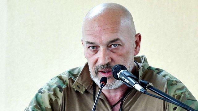 Тука хоче замінити вчителів-сепаратистів на освітян із Заходу та Центру України