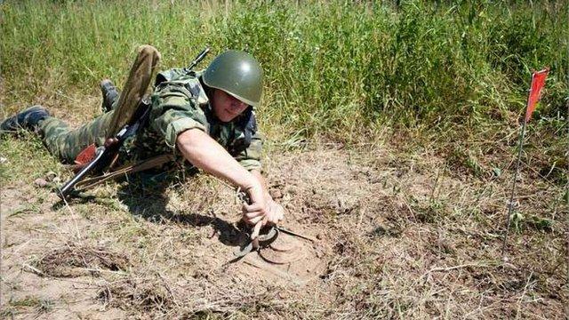 З початку року на розтяжках на Донбасі підірвалося близько 180 людей