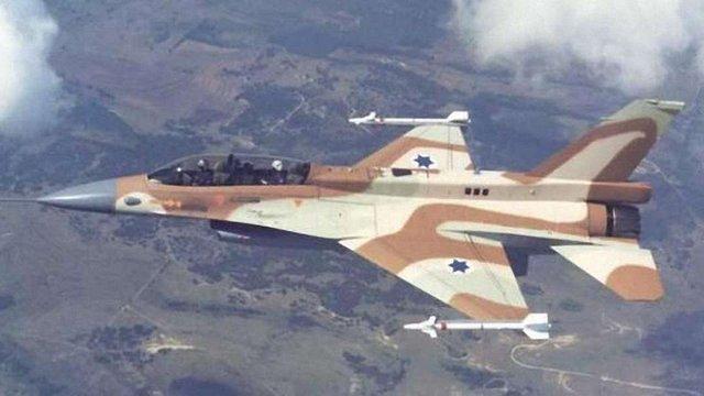Ізраїль здійснив авіаудар по Сектору Газа у відповідь на дії палестинців