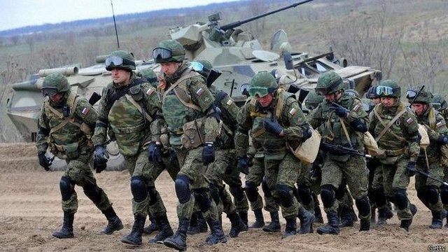 У Росії починається масштабна перевірка армії