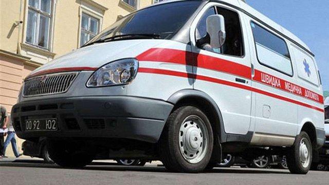 Автомобіль з бійцями полку «Донбас» підірвався на міні