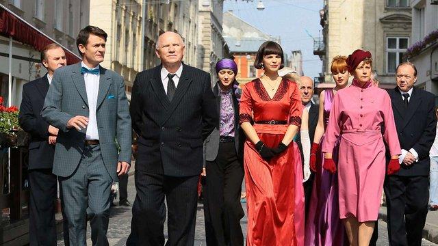 На «Інтері» стартує серіал, який знімали у Львові