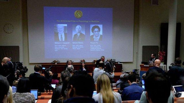 Троє науковців стали лауреатами Нобелівської премії з медицини