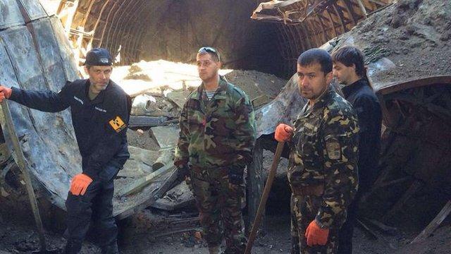 На Донеччині знайшли тіло українського військовослужбовця