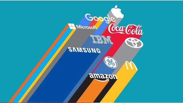 Apple визнано найдорожчим у світі брендом