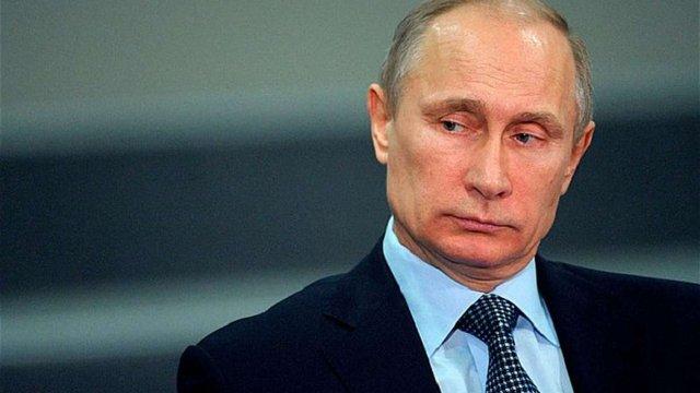 Путін не увійшов до рейтингу найвпливовіших людей фінансового ринку за версією Bloomberg