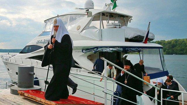 Уряд Росії схвалив ідею ФСБ засекретити дані про власників яхт і вілл