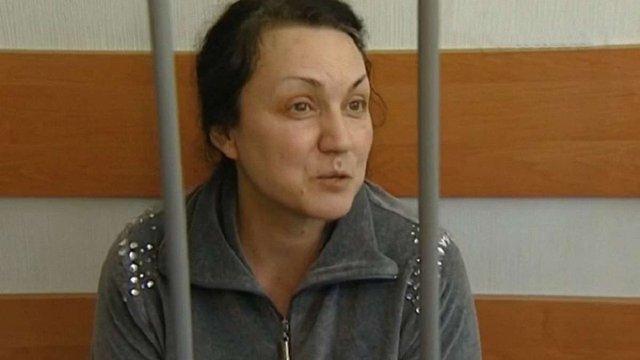 Росіянка «Тереза», яка катувала українських бійців, оголосила відвід судді і прокурора