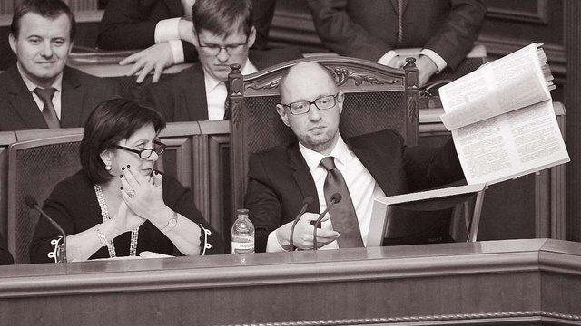 Фантазії на тему «Уряд України»