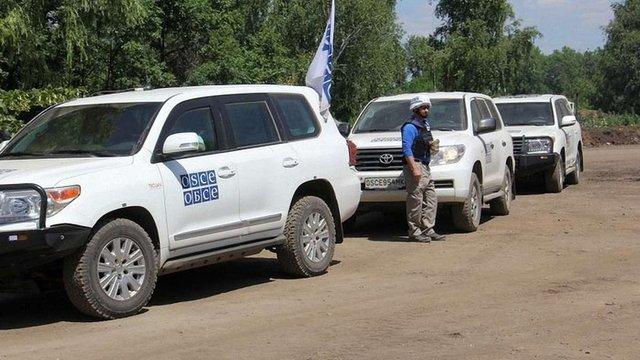 Спостерігачі ОБСЄ задокументували порушення режиму тиші терористами