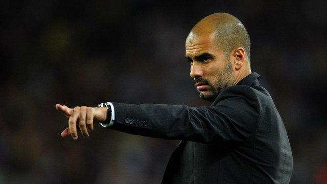 Хосеп Гвардіола може змінити «Баварію» на «Манчестер Сіті»