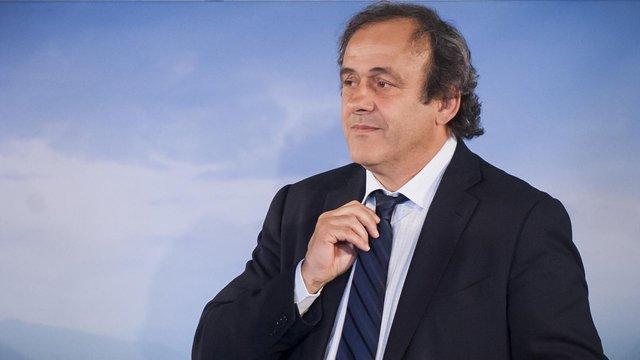 Мішеля Платіні відсторонили з посади віце-президента ФІФА через корупційний скандал