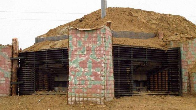 Екс-посадовець Донецької ВЦА розкрадав кошти на будівництво оборонних споруд