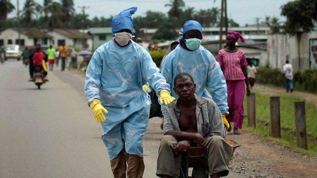 ВООЗ заявила, що вірус Ебола відступає