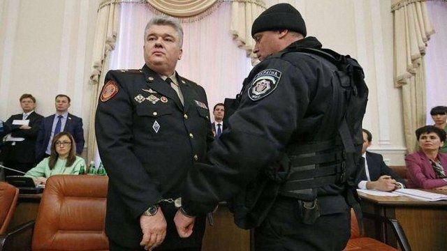 МВС завершило розслідування у справі екс-голови ДСНС Бочковського