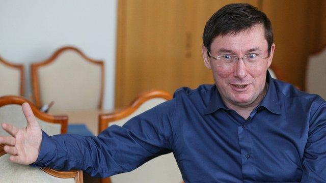 Парасюк звинуватив Луценка у призначенні Василя Пісного в СБУ