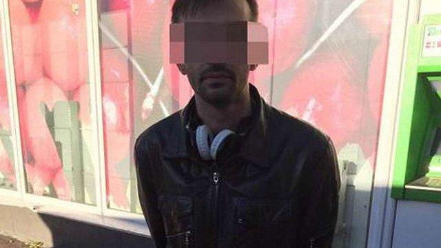 СБУ затримала у Києві організатора каналу постачання психотропних наркотиків