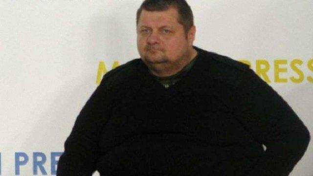Мосійчук припинив голодування