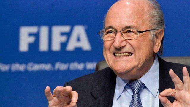 Йозеф Блаттер оскаржив відсторонення з посади президента ФІФА