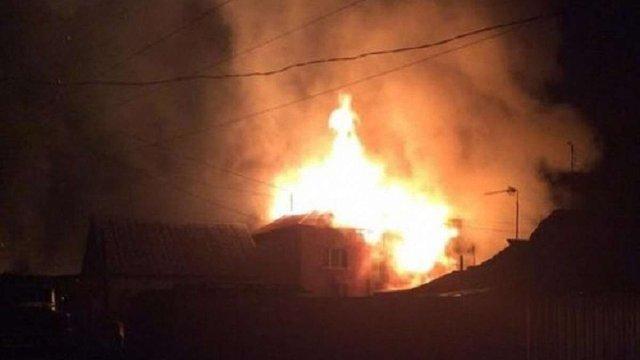 У Мукачеві спалили будинок кандидата від БПП