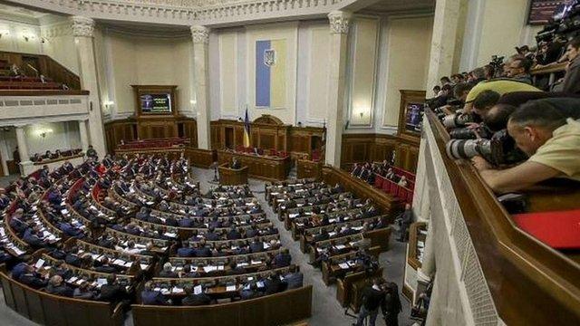 Рада відмовилася заборонити перевірку ЗМІ перед виборами