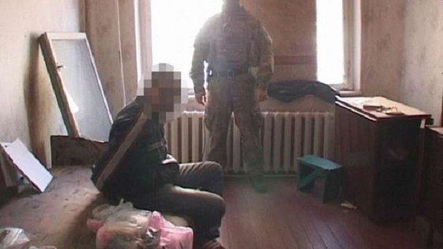 СБУ затримала бойовика «ДНР», який намагався організувати «партизанський загін»