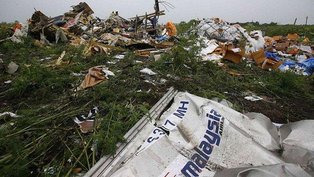 Геращенко: Є свідки, які бачили російський «Бук» на місці збиття Boeing-777