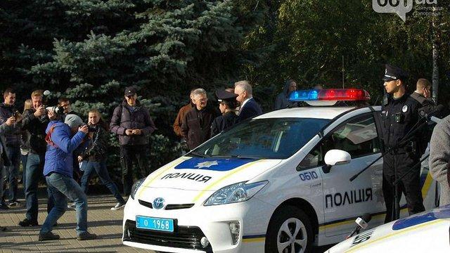 В Запоріжжі розпочався набір в патрульну поліцію