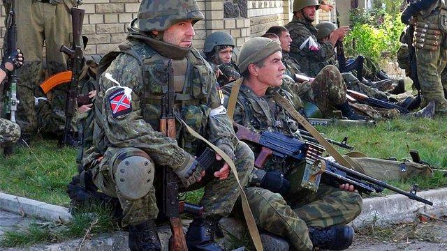 СБУ відомо про 197 російських баз підготовки терористів «ДНР» і «ЛНР»