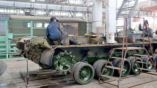На харківському підприємстві привласнили ₴10 млн, виділених на ремонт бронетехніки