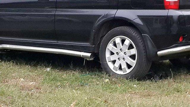 У Львові під автомобілем знайшли муляж вибухового пристрою