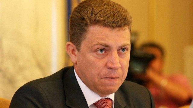 Будинок екс-голови Львівської облради обшукують у справі розстрілу «Небесної сотні»
