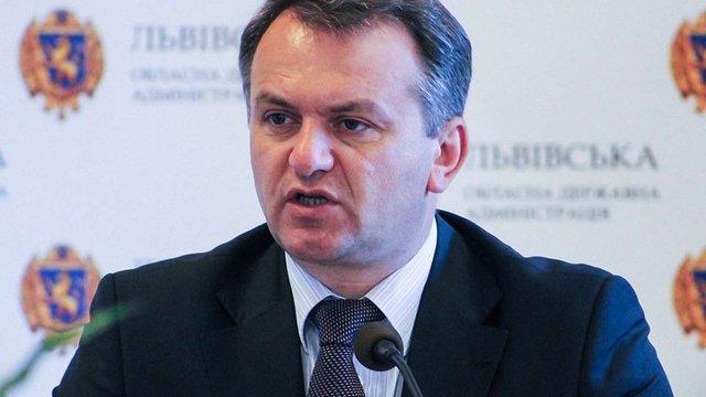 Синютка анонсував кадрові зміни на львівській митниці