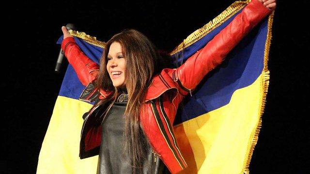 Співачка Руслана дала два великі концерти у Великобританії