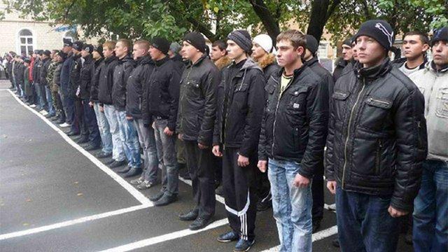 На Тернопільщині міліція  примусово доставлятиме призовників у військкомати