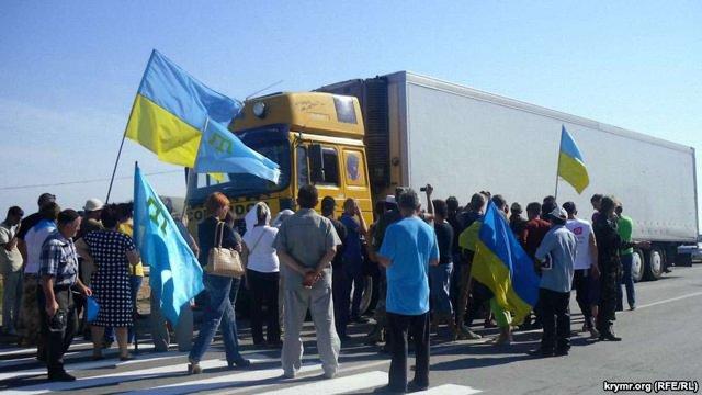 Активісти домагатимуться повного відключення Криму від українського електропостачання