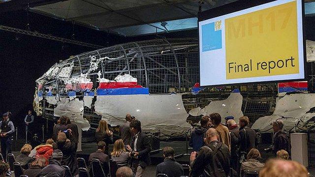 Нідерланди оприлюднили підсумковий звіт про трагедію MH17