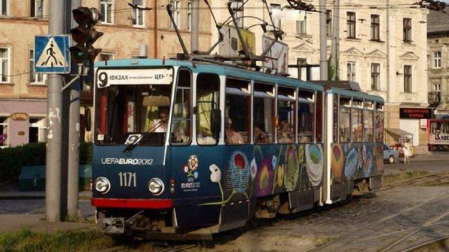 Трамвай №9 у Львові курсуватиме «музичним маршрутом»